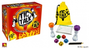 Tic talk, ASMODEE EDITION