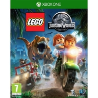 "JEU XBOX ONE ""LEGO JURASSIC WORLD"""