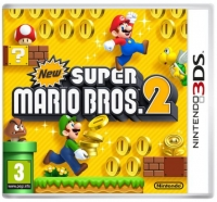 "JEU DS 3D ""SUPER MARIO BROS 2"""