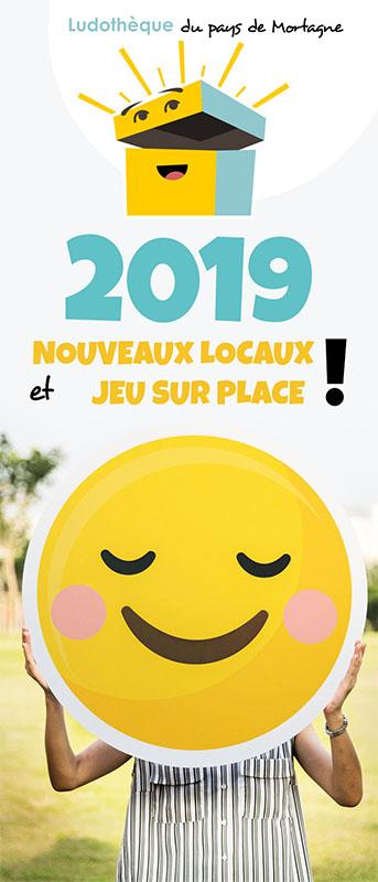 Nouveaux locaux 2019 La boite à jeux